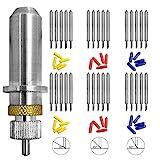 30 cuchillas de corte de vinilo AFUNTA (30/45/60 grados) para Roland y la mayoría de trazadores...