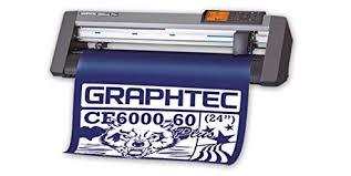 Graphetec ce6000 – 60 Plus Plóter