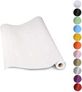 KINLO Vinilo Pegatina Muebles de Cocina, PVC Engomada Autoadhesivo Protege o Decora Armario y Aparatos Eléctricos,