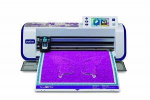 cortadora con escaner brother scan cut